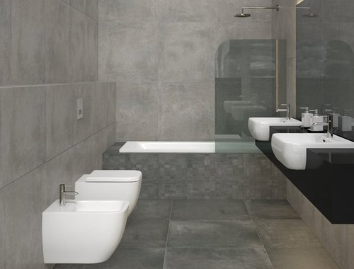 RAK Ceramics - Bathware Collections