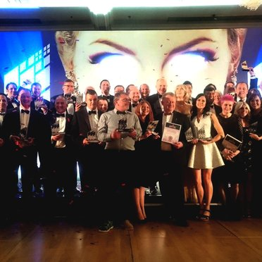 RAK Ceramics wins Wall and Floor Tile of the Year Awards  at TTA2017