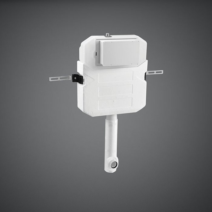 12 cm Back To Wall Concealed Cistern Regular