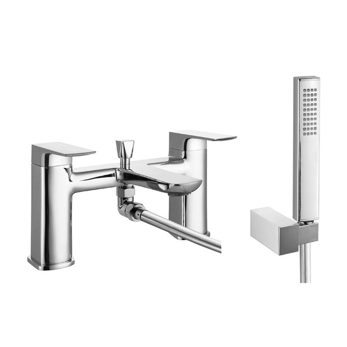 Summit Bath Shower mixer inc shower head and hose