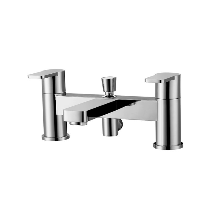 Tonique Bath Shower Mixer with Shower Head & Holder