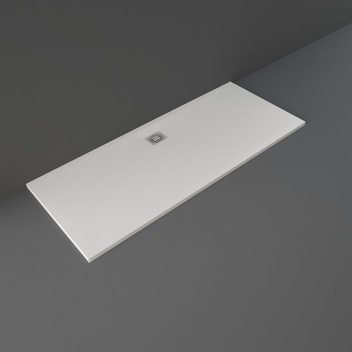 Ceramic shower tray for classic and modern bathrooms | RAK