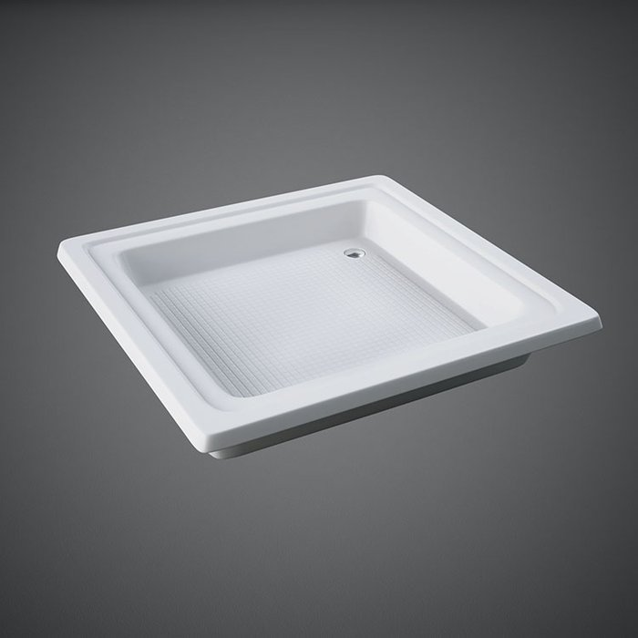 Ceramic shower tray for classic and modern bathrooms | RAK Ceramics