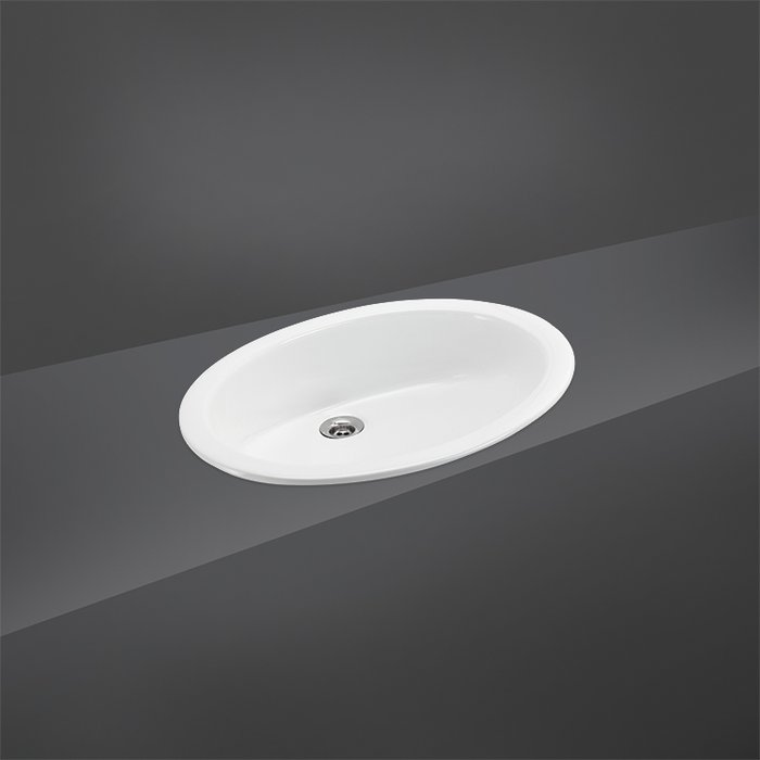 ORCHID DROP IN WASH BASIN 56CM