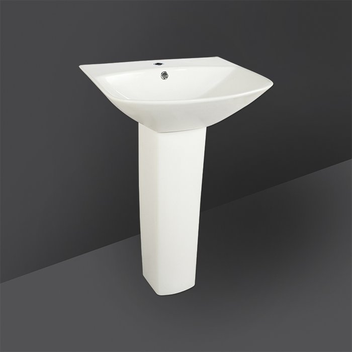 CASPAR FULL PEDESTAL WASH BASIN