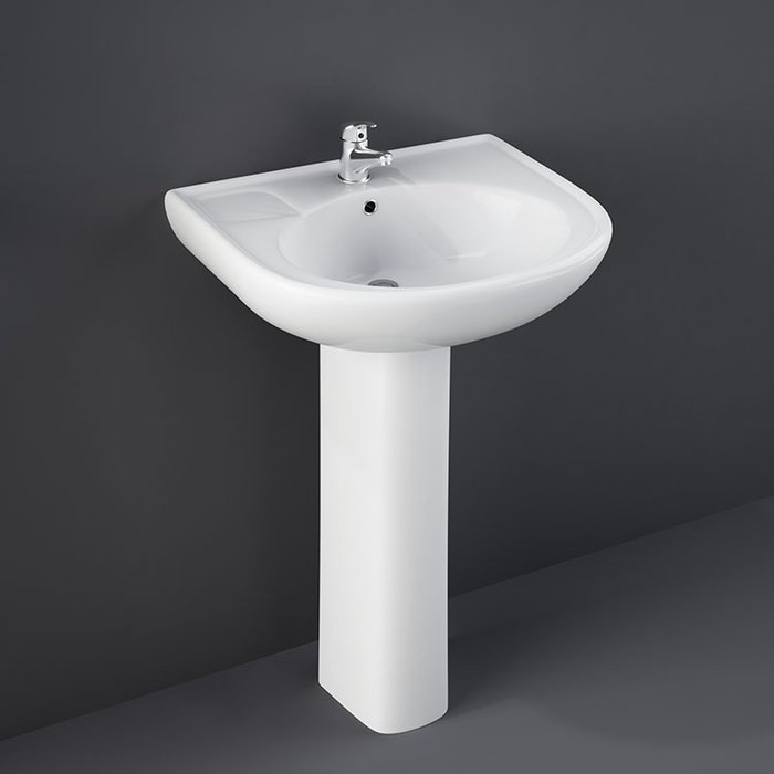 Wash basin and sink for classic and modern bathrooms