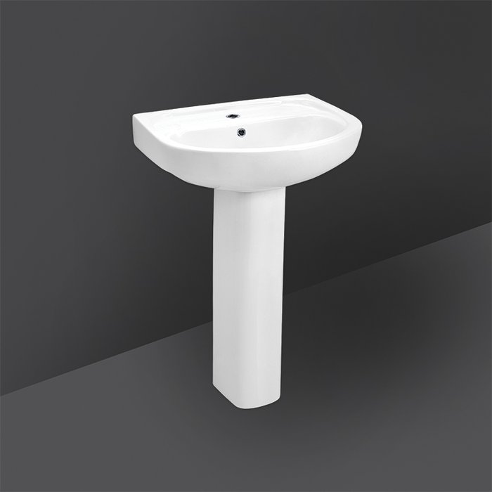ORCHID FULL PEDESTAL WASH BASIN