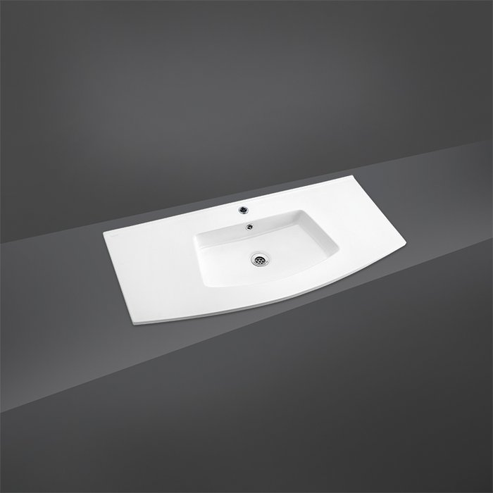 CRYSTAL DROP IN WASH BASIN 101CM