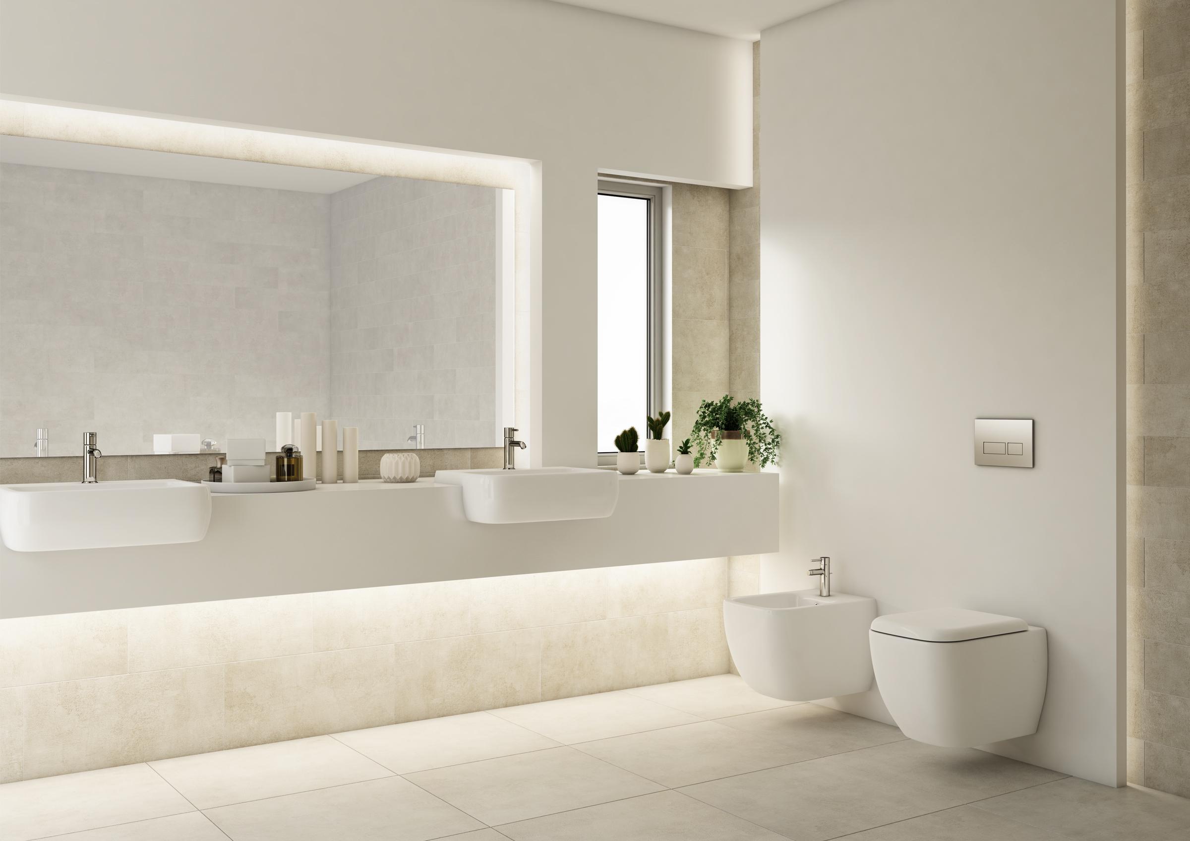 Bathroom and kitchen floor and wall tiles and furniture rak rak metropolitan doublecrazyfo Gallery