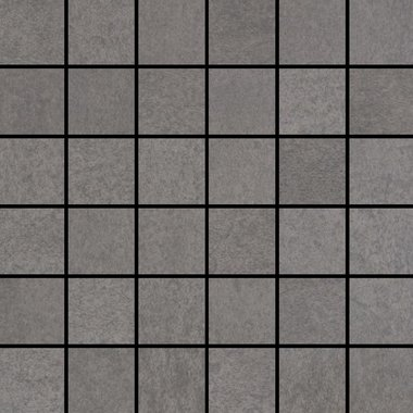 Concrete Grey / Mosaic / Light structure / Matt / Rectified