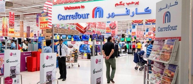 carrefour retail outlets