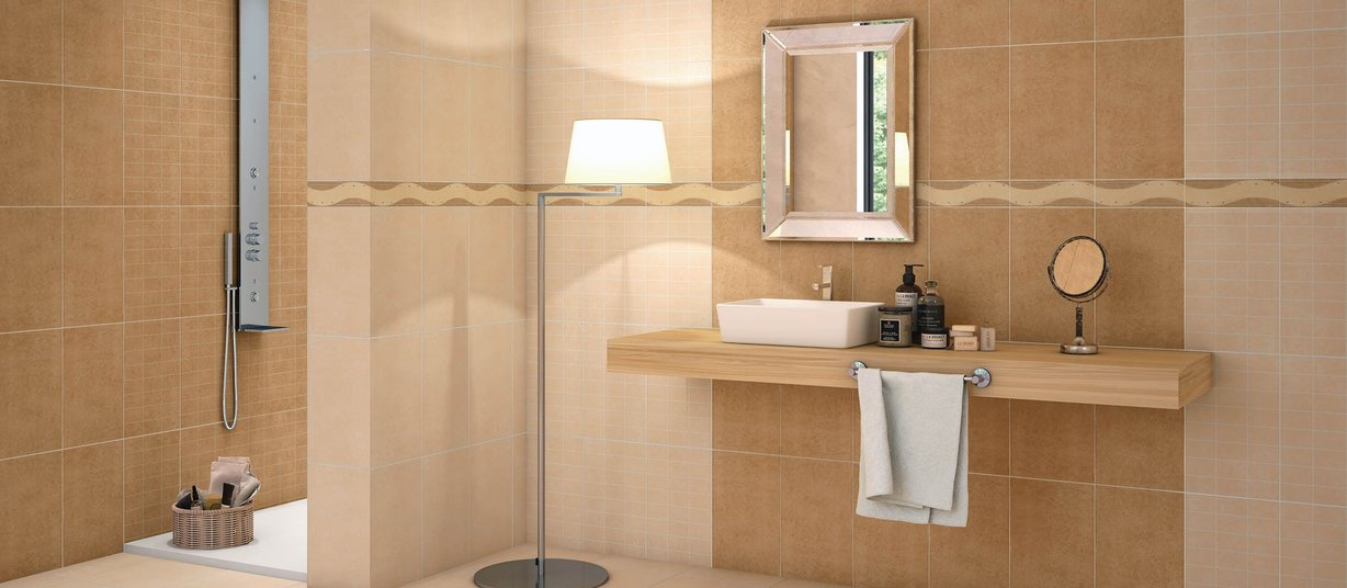 Floor And Wall Bathroom Tiles Rak Ceramics