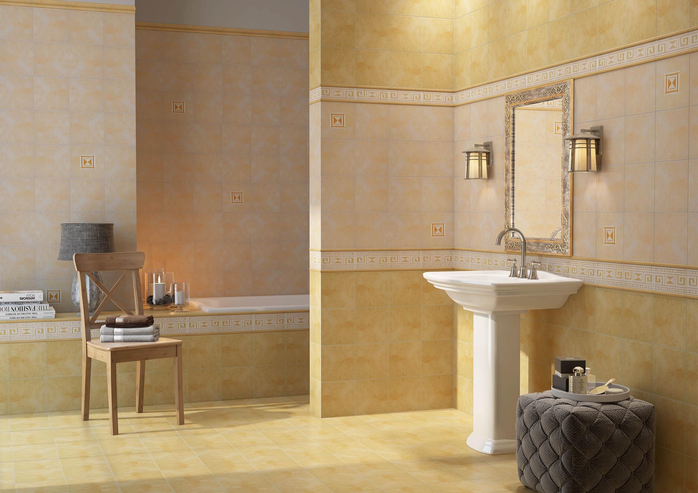 Floor and wall bathroom tiles | RAK Ceramics