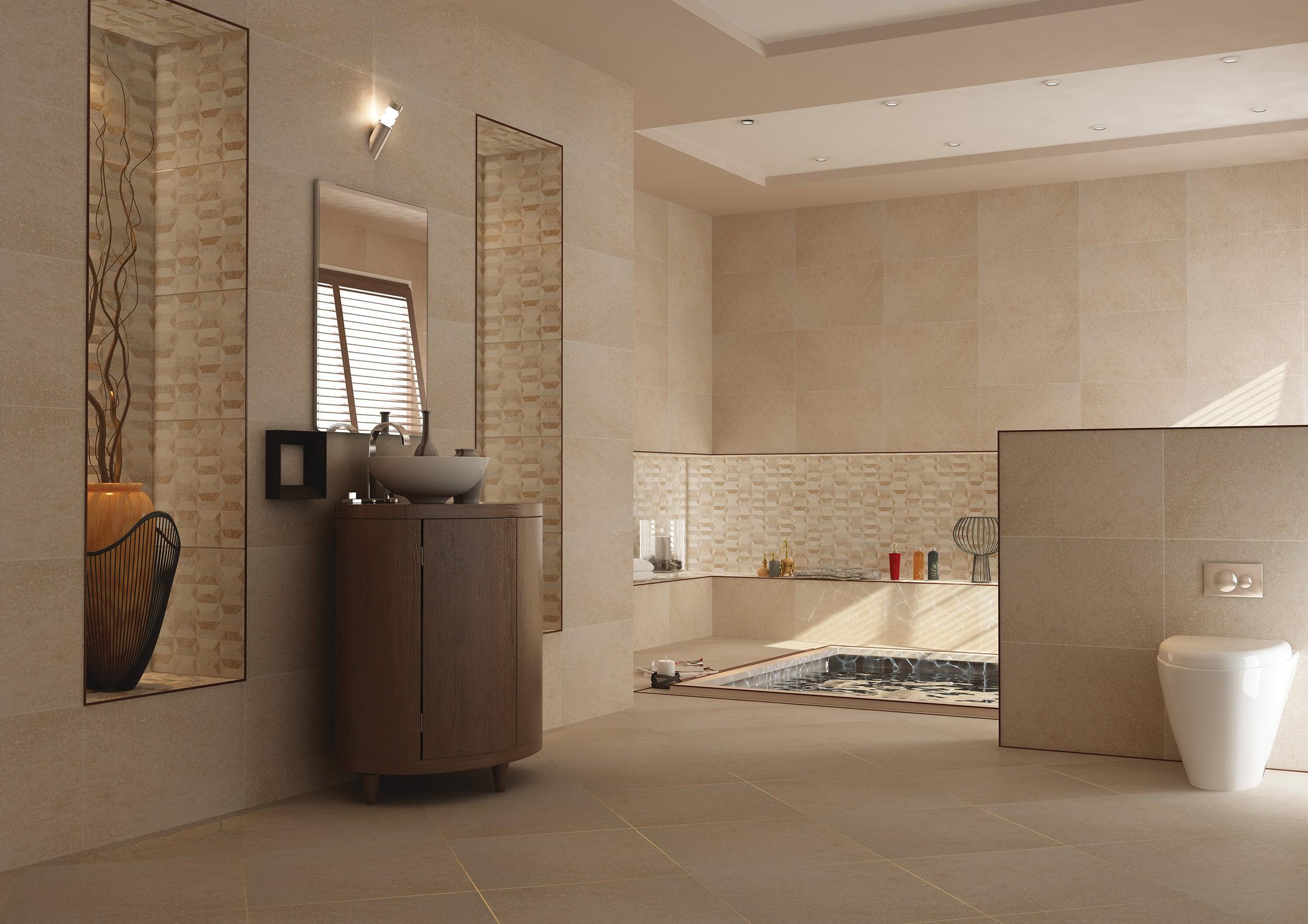 Floor and wall bathroom tiles rak bevelrock dailygadgetfo Image collections