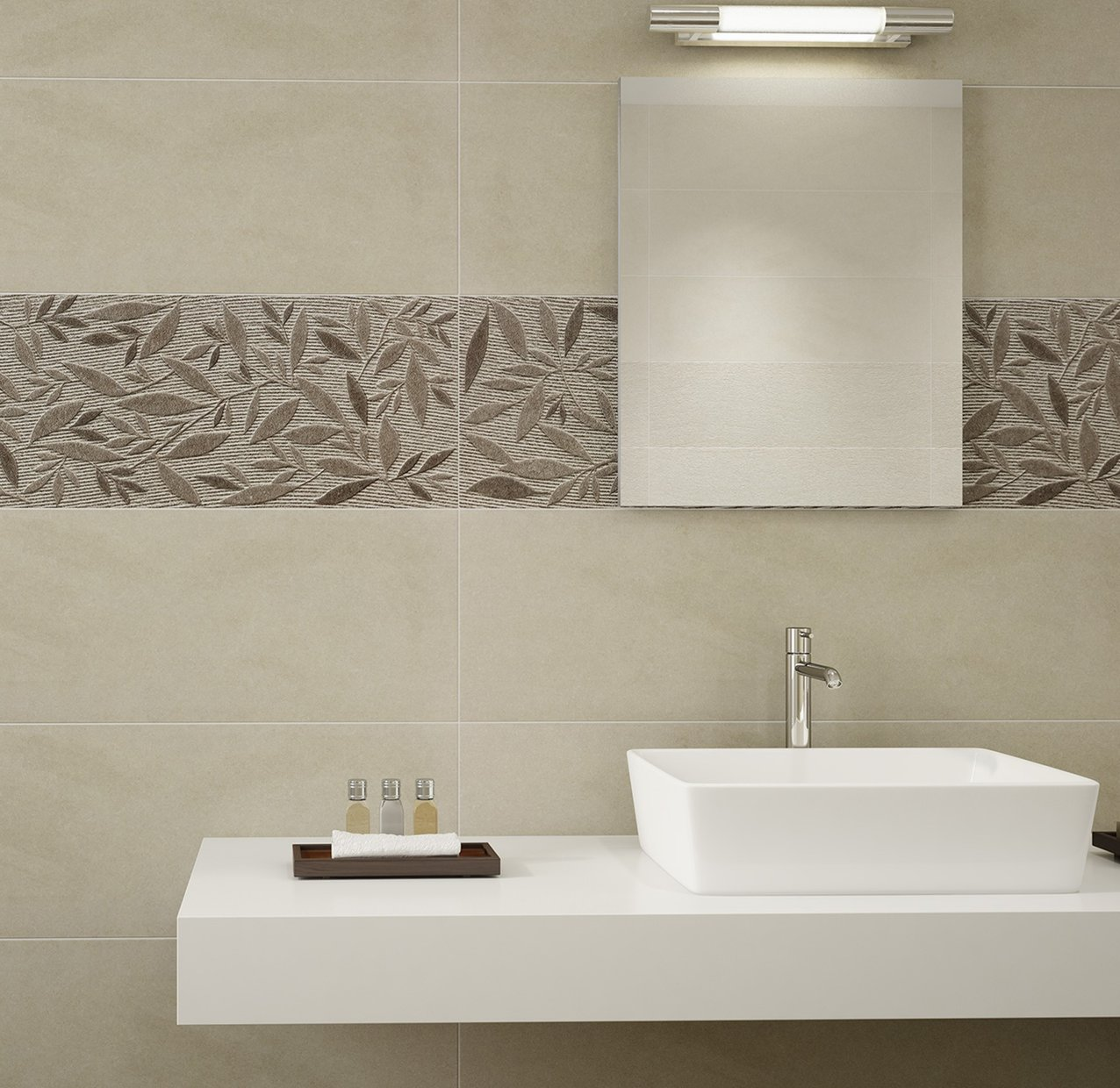 graz Beige, Brown, Ivory and Mix tiles Modern style