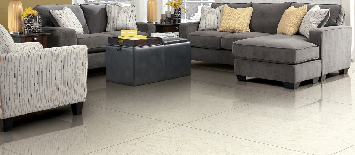 irish flakes Beige tiles Modern style Living