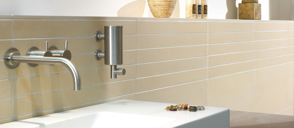 lounge Beige tiles Modern style Bathroom