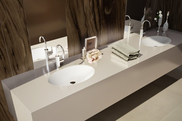 maximus classic Brown and White tiles Modern style Bathroom