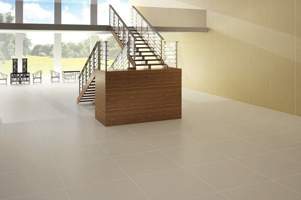 maximus uni Beige and Ivory tiles Modern style Living