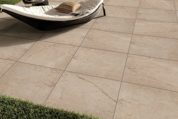 outdoor collection Brown tiles Modern style Outdoor