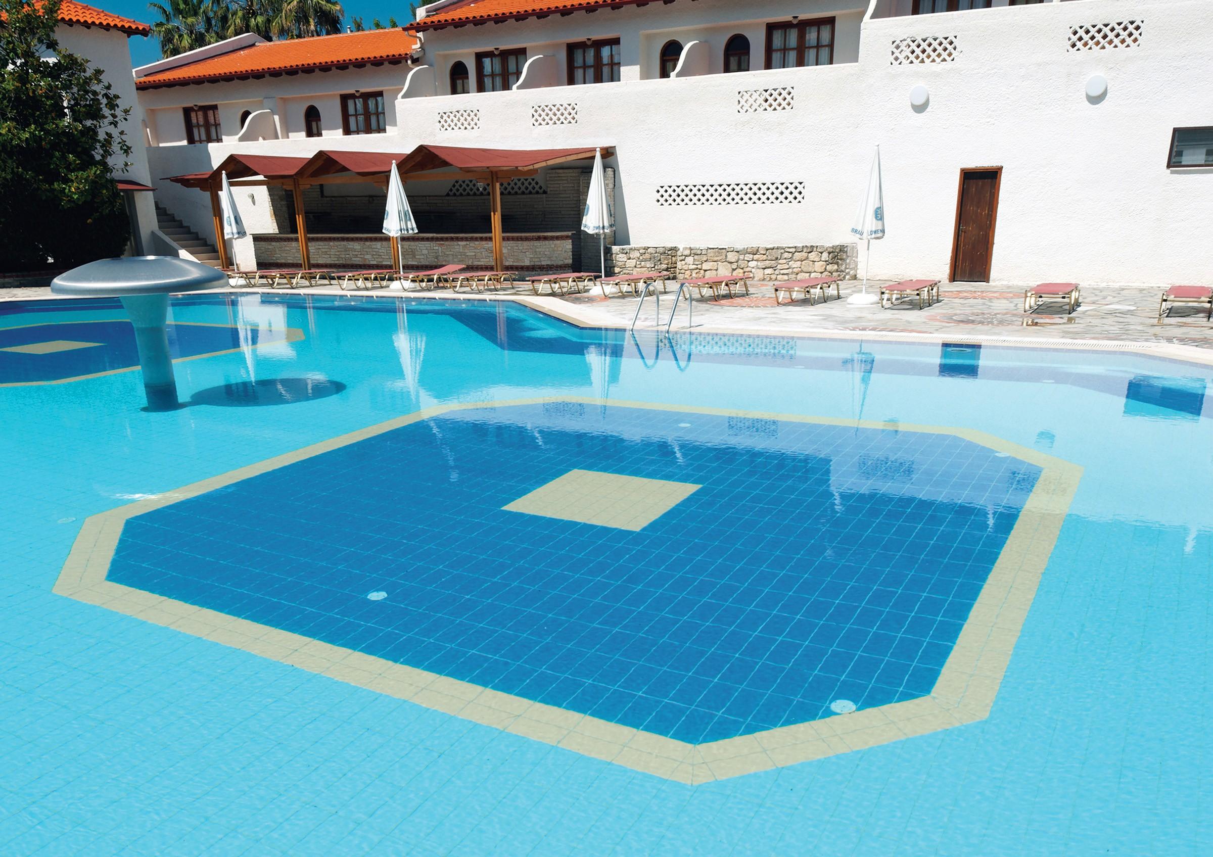 Swimming Pool Rak